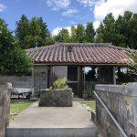 万座毛近くの「沖縄そば家 ふくぎ」風情のある古民家そば屋