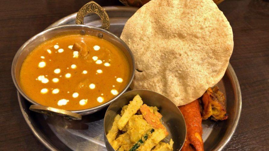 サプナ 大曽根店でインド・ネパール料理を食べる