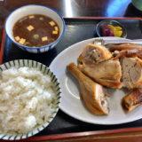 花の木に鳥料理を食べに行きました  豊田市