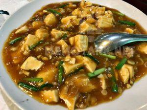 夜来香 麻婆豆腐